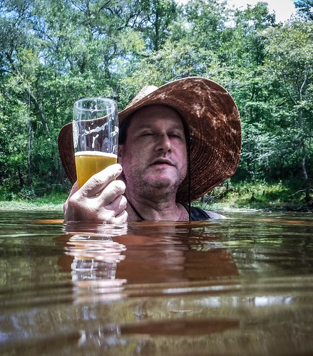 Edisto River Rope Swing and Beer Commercial Float-109