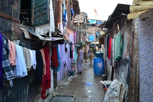 India - Maharashtra - Mumbai - Dharavi Slum - 22