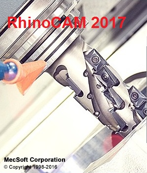MecSoft RhinoCAM 2017 v7.0.425 for Rhino5 x64 full crack
