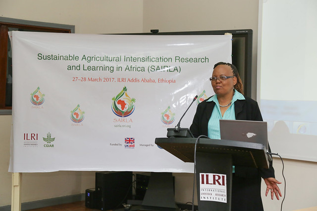 Siboniso Moyo | Director General's Representative in Ethiopia