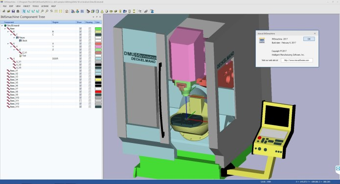 Machining with IMSPost v8.2c Suite Win64