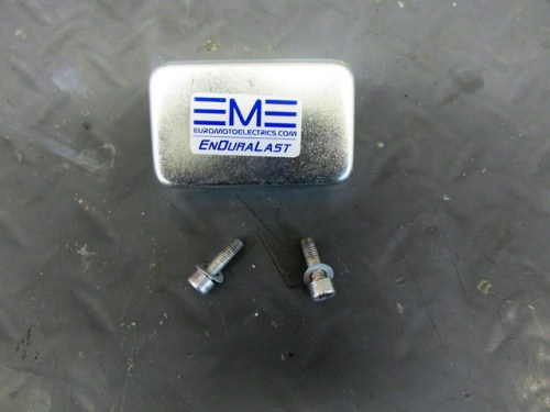 EME Electronic Voltage Regulator and Mounting Bolts