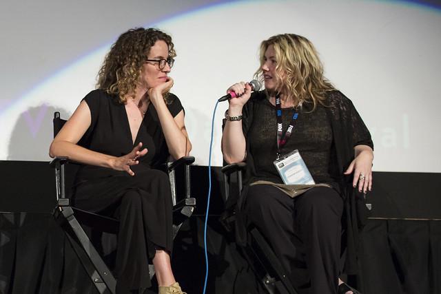 Liz Flahive and Jennifer Euston