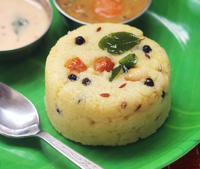 Rava Pongal Recipe Rava Ghee Pongal Rava Khara Pongal Recipe