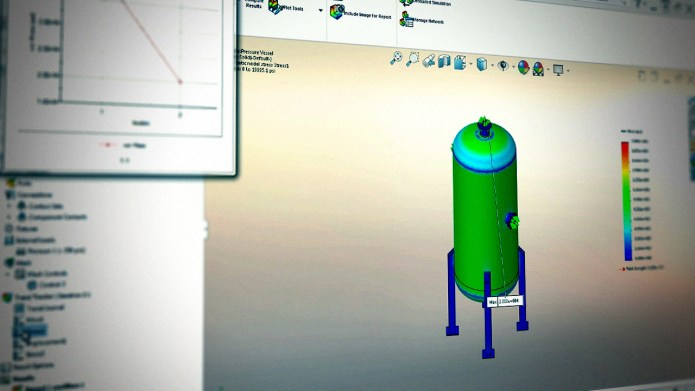 SOLIDWORKS Simulation – Save Time with Simplification Methods