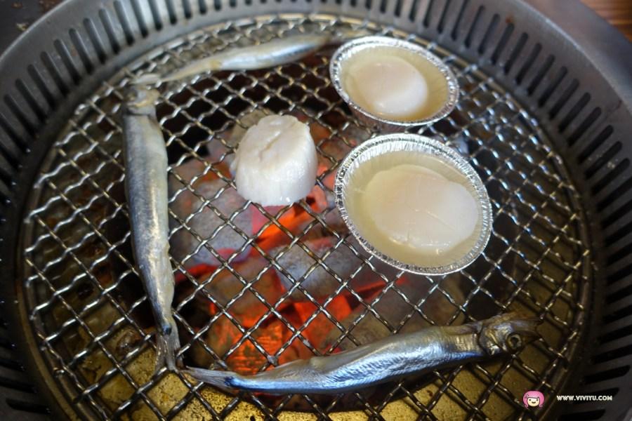 [桃園.美食]和東燒肉屋.寶山商圈~炭火無煙精緻燒肉.享受大口吃肉的美妙滋味 @VIVIYU小世界