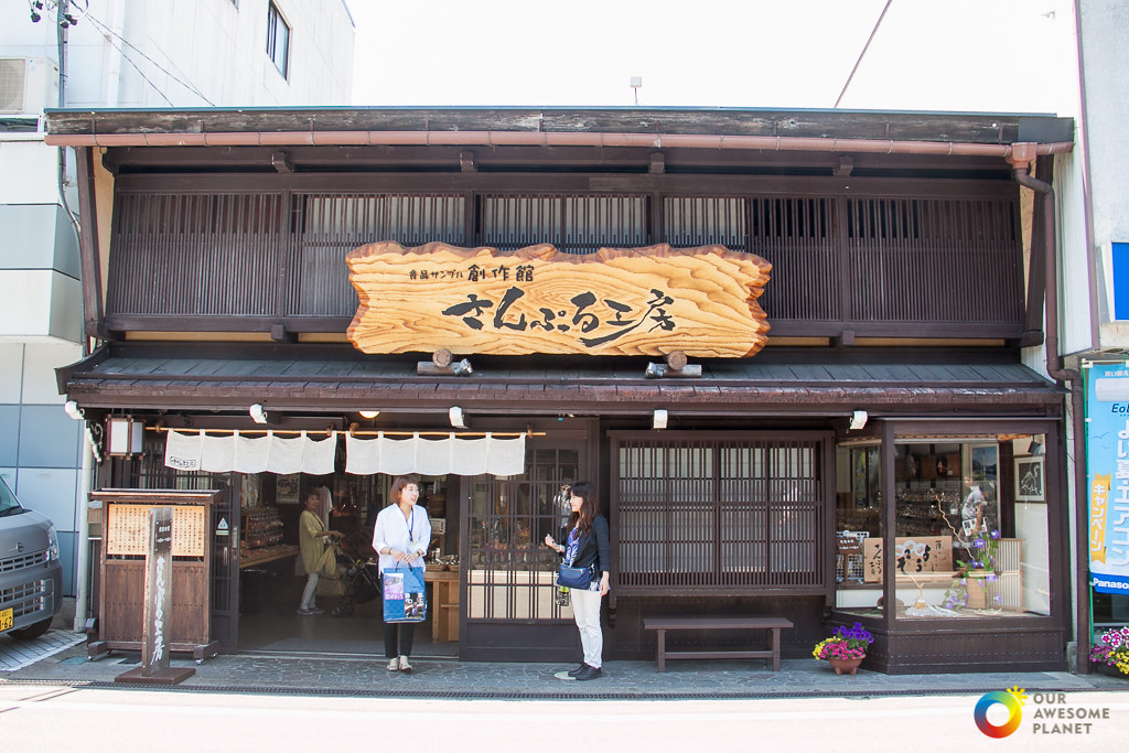 Gujo City: Food Replica Workshop