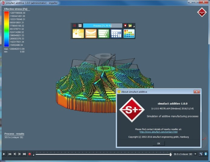Working with MSC Simufact Additive v1.0.0 Win64 full