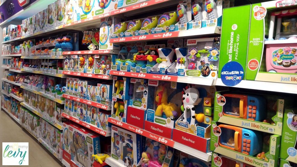 Toys R Us Mall : A visit to toys 'r us store in uptown mall bonifacio