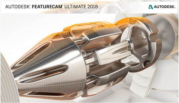 Autodesk FeatureCAM 2018 Ultimate x64