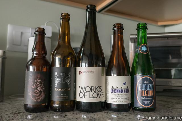 Beer Tasting, 6-7-2017