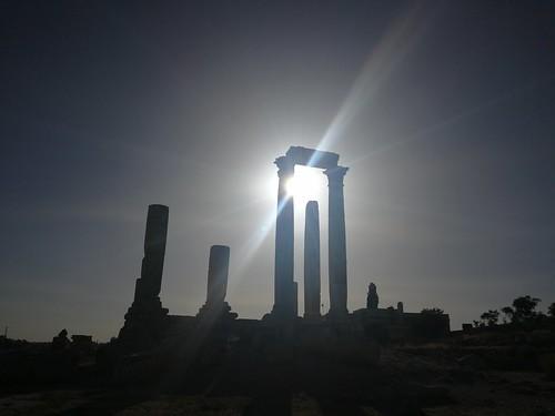 วิวจาก Hercules Temple