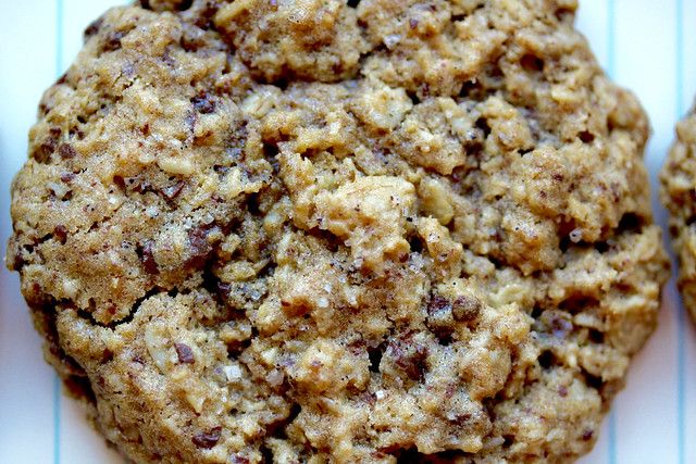 Oatmeal Choc Chip Cookies - 21