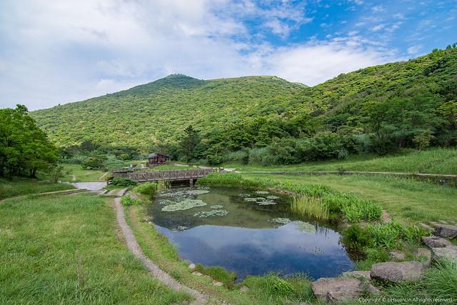 陽明山國家公園 - 二子坪