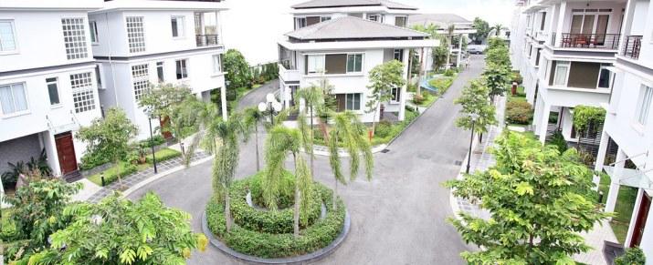 Khu biệt thự Hà Đô Garden Villas - Quận 10