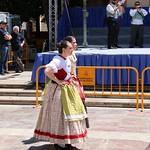 Dança Infantil Virgen 2017