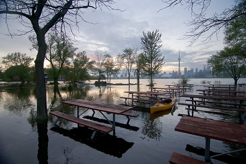 Toronto Islands Flooded Danny Williams @braziliandanny 105