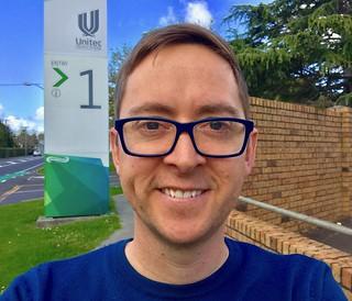 Teaching at UNITEC.