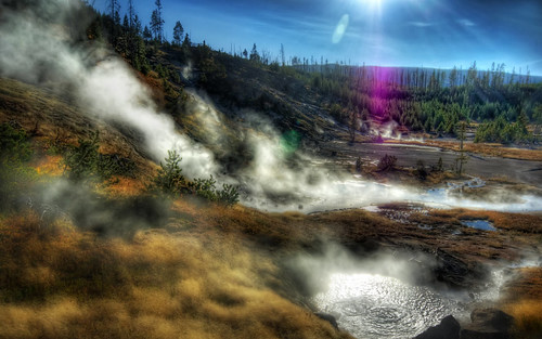 Yellowstone Wallpapers 1