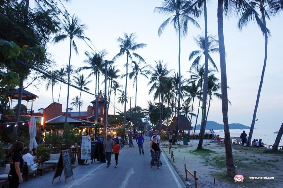 [蘇梅島.旅遊]漁人村fisherman's village~蘇梅島必去沙灘夜市.超好逛夜市.道地小吃美食 @VIVIYU小世界