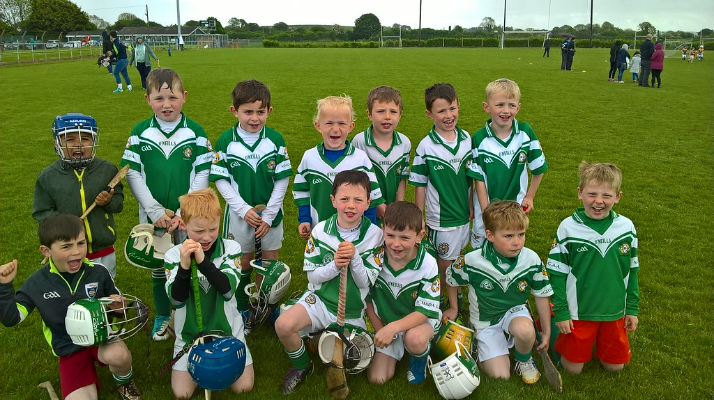 u8 hurling may 2017 in killeagh