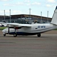 Wermlandsflyg SE-MFN, OSL ENGM Gardermoen