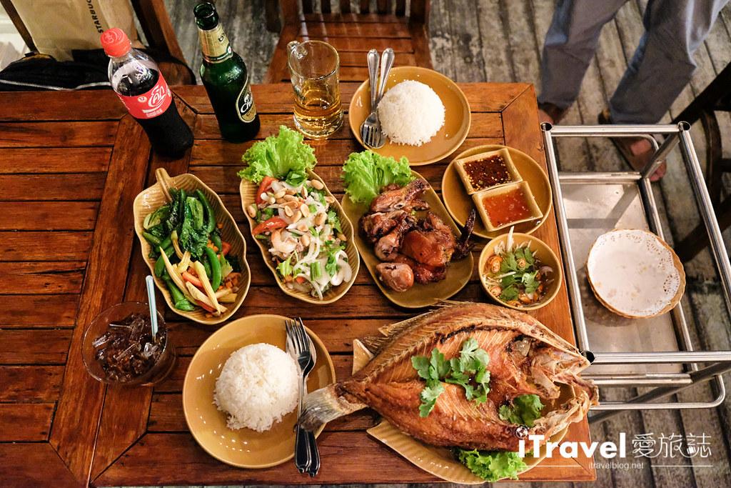 曼谷河岸美食餐厅 Larb Loi at Yodpiman River Walk (32)