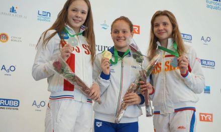 Italtuffi giovanile promossa a pieni voti agli EuroJunior di Bergen