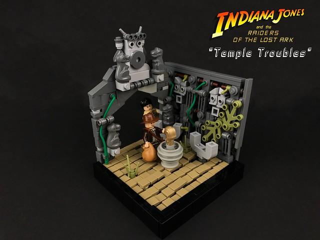 Temple Troubles