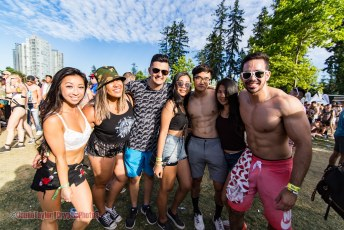 Fvded In The Park - Day 2 @ Holland Park - July 8th 2017