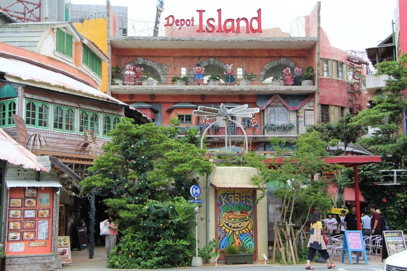 depot island okinawa