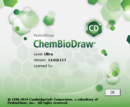 CambridgeSoft ChemBioOffice Ultra 14.0 Suite