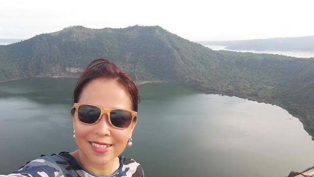 Climbing Taal Volcano