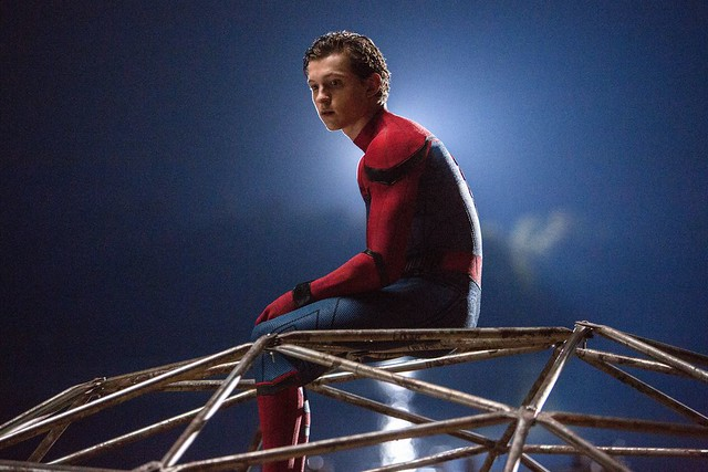 spiderman_homecoming Tom Holland