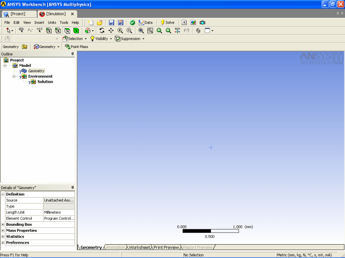 Working with Ansys 10.0 32bit 64bit full license