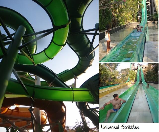 Waterbom Bali Slides 6