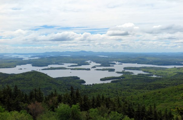 Mt. Morgan View Squam Lakes