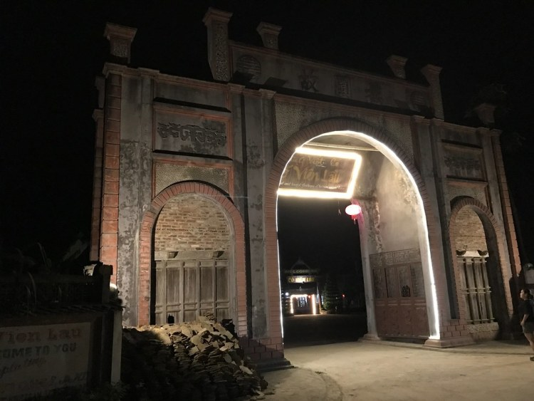 Ancient Village Entrance