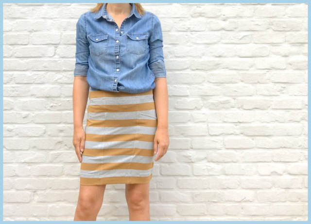 jersey skirt 2