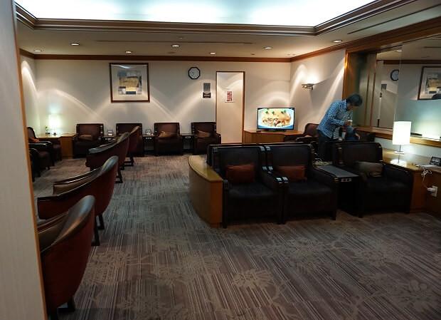 170702 鹿児島空港サクララウンジ ラウンジ1