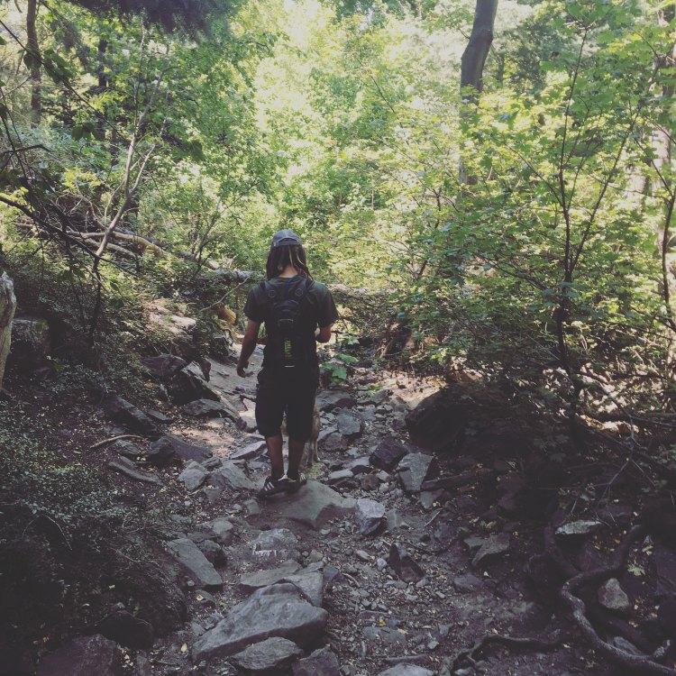 Ferguson Canyon Overlook Trail