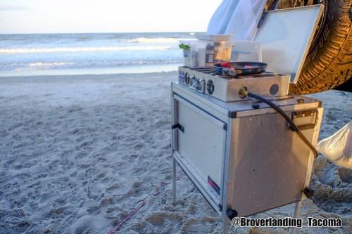 Amelia Island Beach Camping