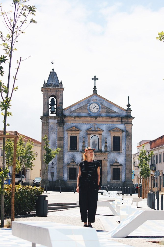 Portugalin laatat azulejo