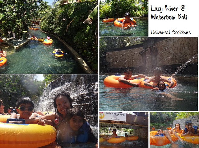 Waterbom Bali Lazy River