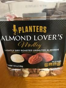 Almond lover
