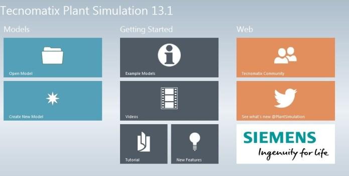 Siemens Tecnomatix Plant Simulation 13.1 Win64
