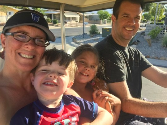 golf cart time