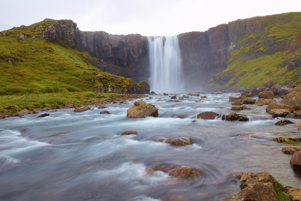 Iceland on a budget - visit free scenery