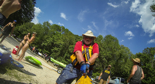 Edisto River Rope Swing and Beer Commercial Float-73