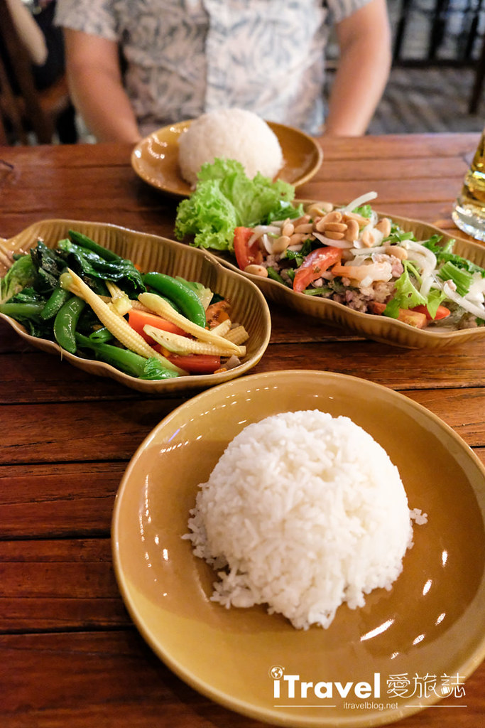 曼谷河岸美食餐厅 Larb Loi at Yodpiman River Walk (24)